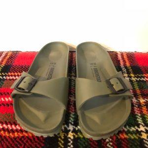 Women's rubber  Birkenstocks sandals
